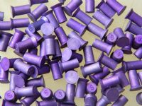 "100 x Rivets CSK Light Alloy Violet Diameter 5/32"" Length 5/16"" SP71-505 [R13]"